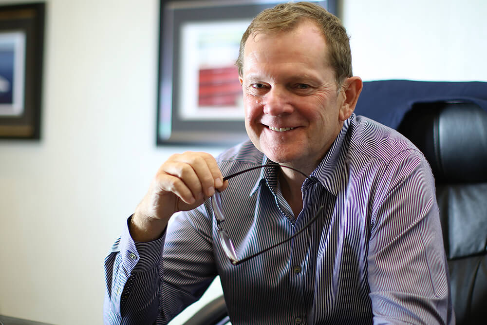 Russell Harding - Director