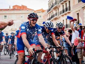 London-Monaco Cycle Ride