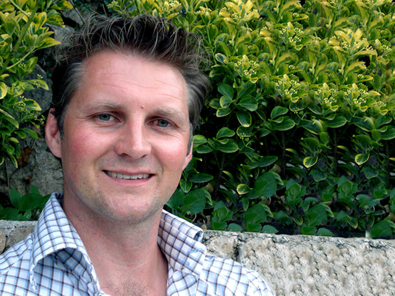 Glyn Hutchinson - Sales Director