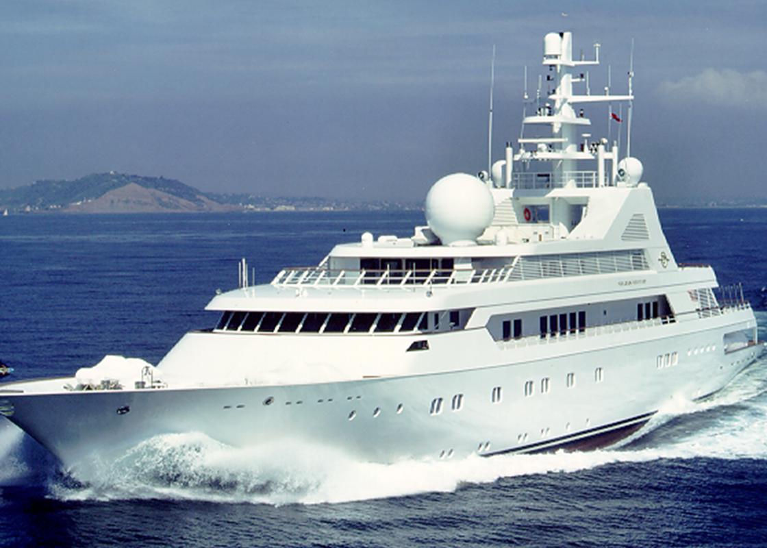 M/Y Golden Odyssey – 2007