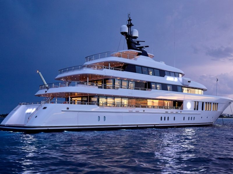 M/Y Just J's – 2015