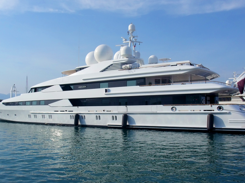 M/Y Constellation – 2006