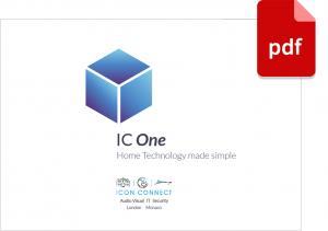 IC One Brochure