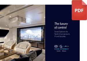 Icon Connect Yacht Brochure