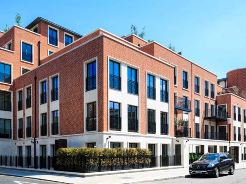 One of London's most prestigious new developments - at the heart of fashionable Chelsea. A full AV system and service contract with a long-term client.